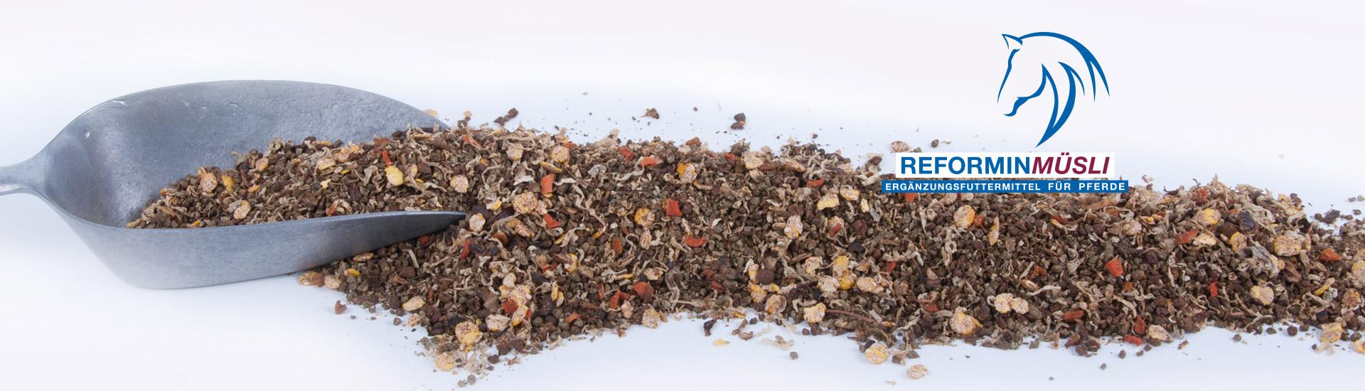 Reformin Müsli - Reformin Mineralfutter zur Ergänzung von Mineralien und Vitaminen